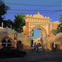 Мавританская арка :: Людмила