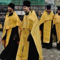 Крестный ход. Новосибирск, 24 мая 2015г. :: Сергей Яценко