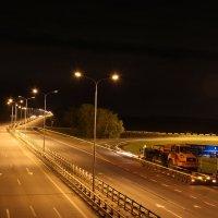 Ночная трасса :: Дмитрий Долганин