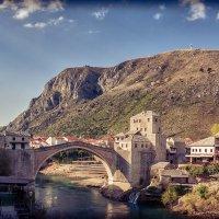 Мостар, Босния и Герцеговина! :: Сергей Симоненко
