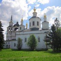 Храмы Великого Устюга 2 :: Елена Байдакова
