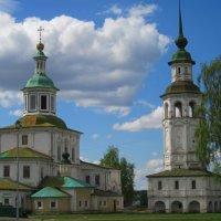 Храмы великого Устюга 3 :: Елена Байдакова