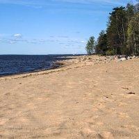 Песочный пляж :: Valerii Ivanov