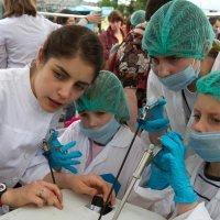 Будущее российской хирургии :: Елена Жукова