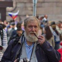 Москва Майская :: Дмитрий Бубер