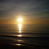 закат на Балтике :: Oxi --