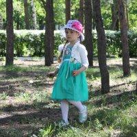 Прогулка в парке :: Татьяна_Ш