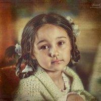 тихая грусть :: Янина Гришкова