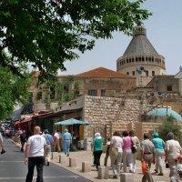 Назарет — это самый христианский город Израиля. :: Leonid Korenfeld