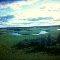 Озеро-сердце :: Анна Наумова