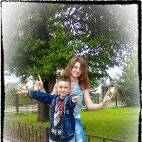 Даня и Эля :: Photo GRAFF