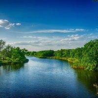 Весна на Самаре :: Ксения Довгопол