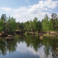 Майский день в парке им. Гагарина. :: Надежда