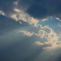 Небо в мае :: Всеволод Хамуев