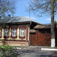 суздальский домик :: Сергей Цветков
