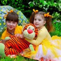 Полина и Элина :: Алина Батырева