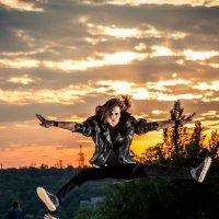 Street dancer :: Александр Мирошниченко