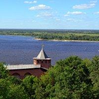 Течёт река Волга... :: Ольга