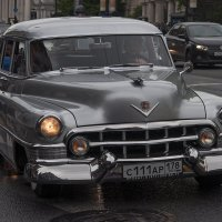 Парад ретро-транспорта в Санкт-Петербурге. :: Владимир Питерский