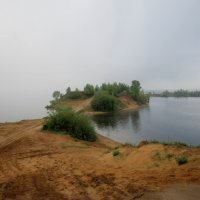 озеро тумана :: sergej-smv