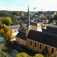 Люксембург. Королевство Люксембург. :: Виктор Никаноров
