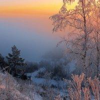 Восход над рекой :: И.В.К. ))