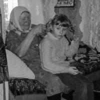 Тугие косы поколений. :: Алина Тазова