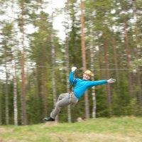 Летящей походкой :: Юрий Арасланов