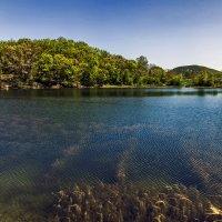 Горное озеро. :: Виктор Чепишко