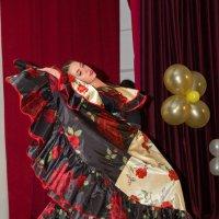 цыганский танец :: Михаил Святов