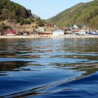 Тихие воды Байкала. П.Листвянка :: Наталья Тимофеева