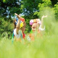 Как свободны в детстве мы!!! :: Иван Лазаренко