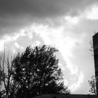 Тучи, ветер... :: Света Кондрашова