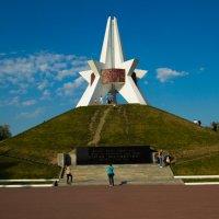 Курган :: Александра Руднева