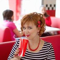 pin up party :: Таня Тэффи