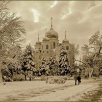 Вспоминая зиму :: Роман Величко