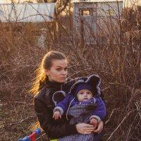 Все хотят маленьких :: Никита Семёхин