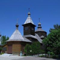в Свято-Троицком монастыре :: Сергей Цветков