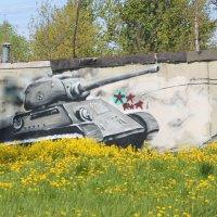 Боевое граффити :: Tatiana Markova