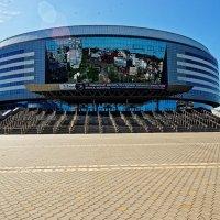 Минск-Арена :: Павел Сущёнок