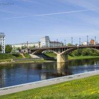 Кировский мост :: Татьяна Огаркова