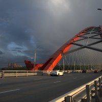 Бугринский мост :: Александр Гурьянов