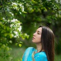 Индийская девушка :: Татьяна Малинина