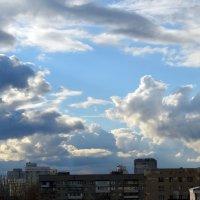 небо с тучами :: Михаил Bobikov