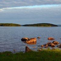 Залив на закате :: Ольга