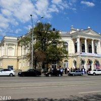 Ростовский молодёжный театр (бывший ТЮЗ) :: Нина Бутко