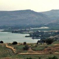 Галилейское море (озеро Кинерет) :: Leonid Korenfeld
