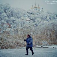 А адже зима - це і є казка .... Головне вірити в чудеса.© :: Сергій Панченко