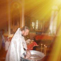 Крещение младенца :: Александр ***