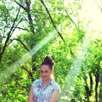 В лучах солнца... :: Olga N